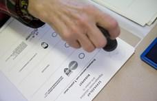 42,7 százalékos a részvétel délután 5 óráig
