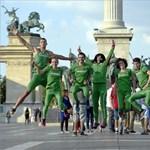 Bemutatták a magyar atléták új szerelését - fotók