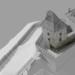Múltidézés a Vértesben: Járja be a középkori várat 3D-ben! (Videó)