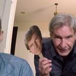 Harrison Ford bebizonyította, hogy képes háttérbe vonulni