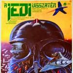 Fotó: Több mint 400 ezer forintot adtak Budapesten ezért a retro Star Wars-plakátért