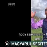 Dwayne Johnson magyarul üzent a miskolci gimiseknek: Szavazzatok Hannára!