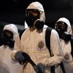 Brutális számokat produkál a koronavírus-járvány Brazíliában