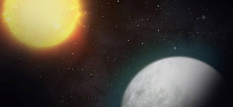 Szuperföldet fedezett fel a NASA új szondája