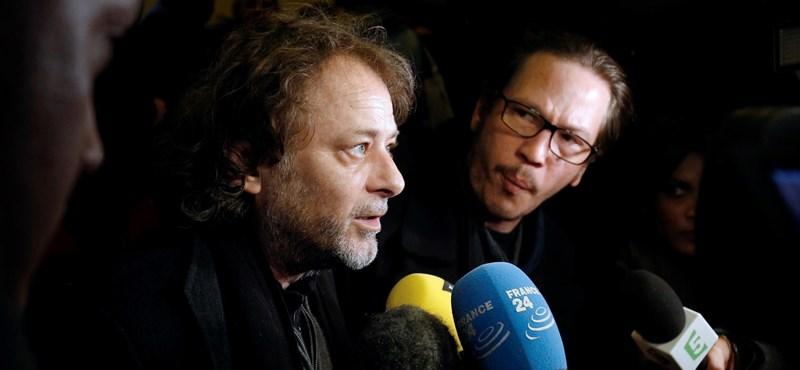 Letartóztatták a szexuális zaklatással megvádolt francia rendezőt