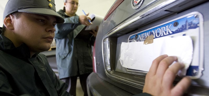 Állóháború vár a külföldi rendszámmal autózókra