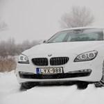 BMW 6 teszt: kupékirály
