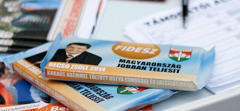 Nápolyival édesgeti magához a szavazókat a Nógrád megyei Fidesz