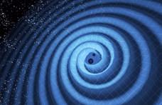 Gravitációs háttérhullámot észlelhettek a tudósok, segíthet megérteni az univerzumot