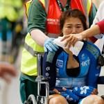 Bírót gázolt a versenyző a pályabringa-világbajnokságon
