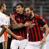 Durva büntetést rótt ki a Milanra az UEFA