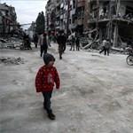 Elképesztő pusztítást végzett a szíriai vegyi támadás