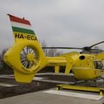 Jogszabályváltozás akadályozza a mentőhelikopterek leszállási engedélyét