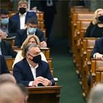 A Fidesz a törvénysértésre szavazott