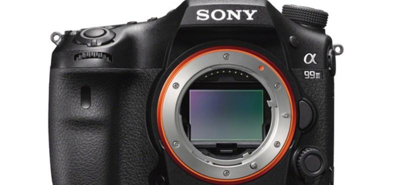 Véget ért egy korszak, nem árul többé tükörreflexes fényképezőgépet a Sony