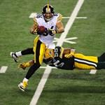 Sztárok és hatalmas esések a Super Bowl-döntőn - Nagyítás-fotógaléria
