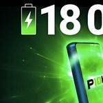 Csúfos kudarc lett az Energizer 18 000 mAh-s akkumulátorral felszerelt okostelefonjából
