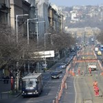 Újabb változások hétfőtől a Nagykörúton – most a Nyugatit kezdik felújítani