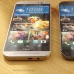 Evolúció? Revolúció? Az utolsó csodás koncepcióképek a HTC One M9-ről