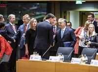 Videó: végül Orbán Viktor is befutott az EU-csúcsra
