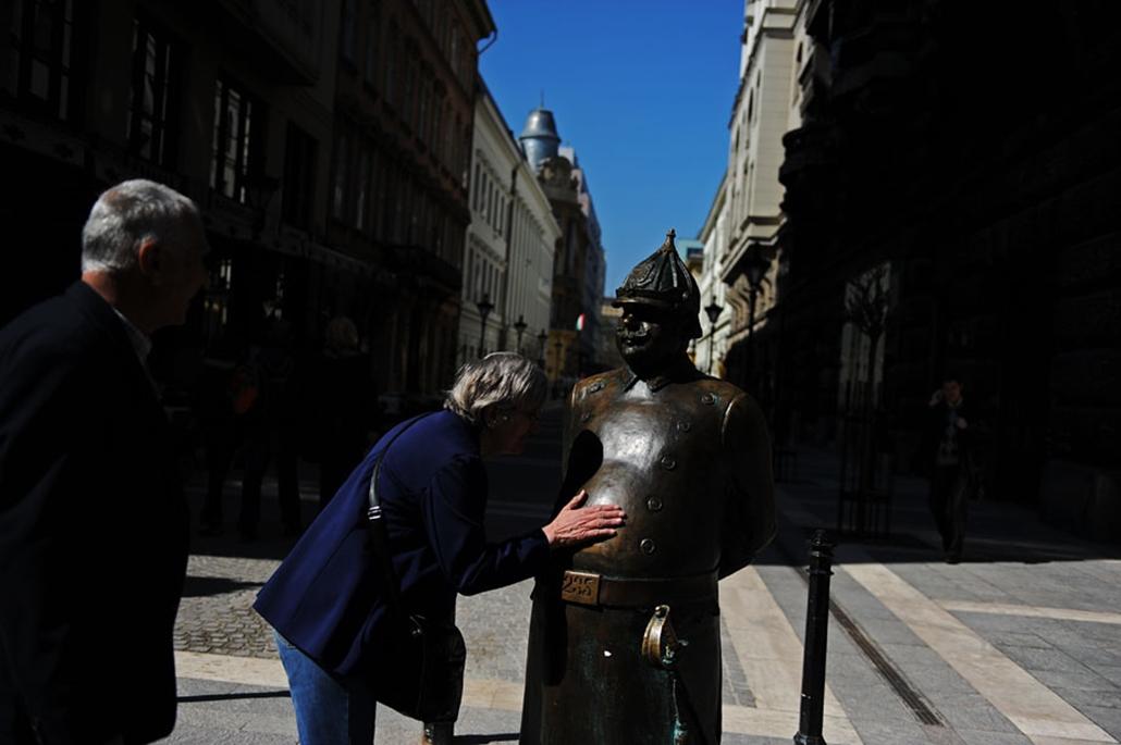 Főváros új főutcája Budapest nagyítás
