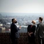 """""""Bicskéig"""" építi vissza a budai Várat Orbán Viktor"""