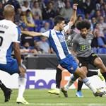 Ferencváros-Espanyol – élő