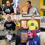 Gazdagodjon meg abból, hogy céges pólókat visel a Facebookon