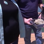 Egy 11 éves lány 475 millió éves fosszíliát talált egy tó partján