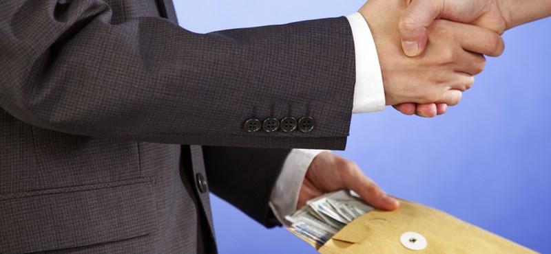 Vállalati korrupció: Nigéria szintjén Magyarország