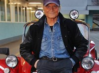 Terence Hill titokban jótékonykodott Budapesten