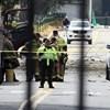 Rendőrkadétokat robbantottak fel Bogotában