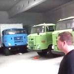 Megtalálták minden IFA-rajongó álmát, egy titkos német garázsban van – videó