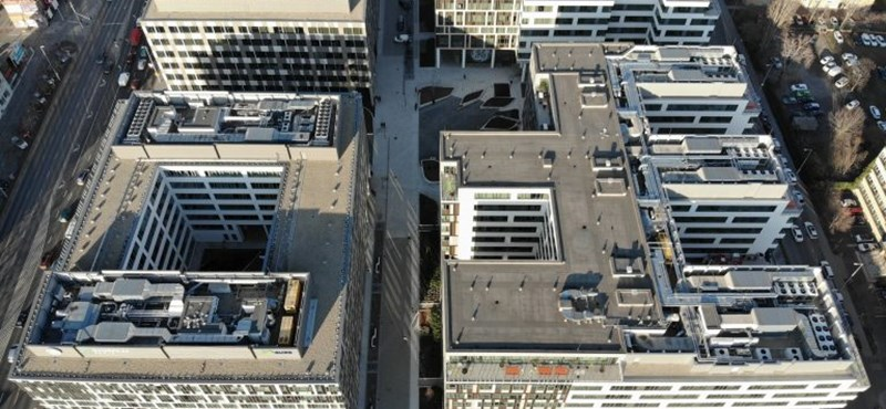 Edisonról neveztek el egy teret a XIII. kerületben