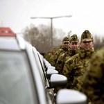 30 ezer forinttal több pénzt vihetnek haza a magyar katonák