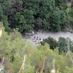 11 túrázó fulladt meg egy olaszországi szurdokban