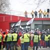 Négyezer Audi-dolgozó sztrájkolt Győrben