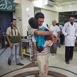 Szíria: harci gépeket küldött a kormány Homszra