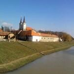 Új szlovák-magyar híd épül