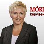 Újra bedobja magát Móricz Eszter a XV. kerületben