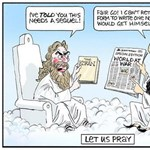 Karikatúra jelent meg Mohamed prófétáról egy ausztrál lapban