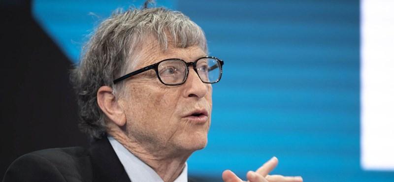 Gates: Rávenni lesz a legnehezebb az embereket a Covid-19 elleni oltásra