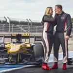 Dupla igen: F1-es autóvezetéssel megspékelt leánykérés