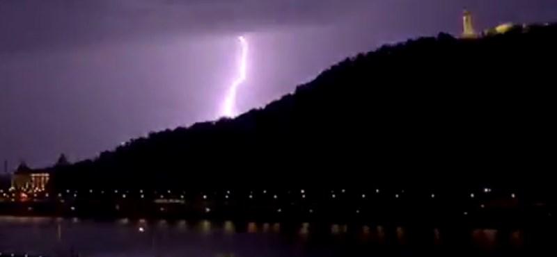 Jön a vihar, 11 megyére adtak ki figyelmeztetést