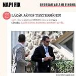 Rádióban akadt ki Lázár a Barroso-levél megszellőztetése miatt