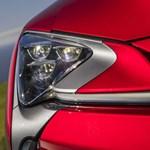 Itt az extravagáns új Lexus LC sportkocsi