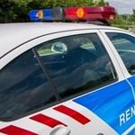 Ismét rendőri felvezetéssel jutott kórházba egy kismama