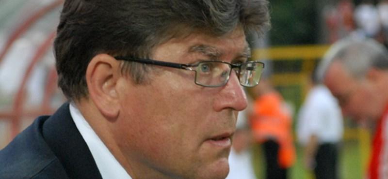 Lemondott a Debrecen vezetőedzője