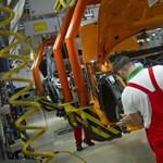 Már tanulják az A3-as gyártását a dolgozók Győrben