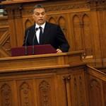 Orbán beszéde alatt esett a BUX